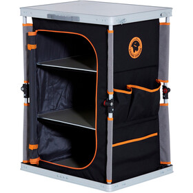 Grand Canyon Camping Wardrobe Single, black/orange